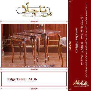 میز سه تیکه M36